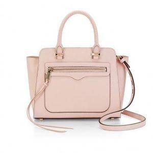 Rebecca Minkoff Mini Avery Tote Satchel handbag